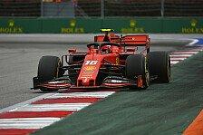 Formel 1 Sotschi - Trainingsanalyse: Ferrari wieder Favorit?