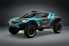 Extreme E: HWA RACELAG stellt neues Fahrzeug in Spielberg vor