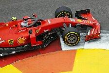 Formel 1 Sotschi: Ferrari jetzt final von Update überzeugt