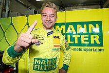 Mercedes-AMG-Fahrer Indy Dontje mit Bestzeit im 1. Qualifying