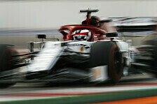 Formel 1 Japan: Alfa braucht Problemanalyse - Taifun zur Unzeit