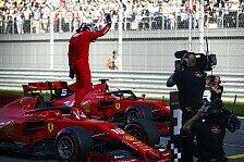 Formel 1 Ticker-Nachlese Sotschi: Leclerc wieder Pole, Vettel 3