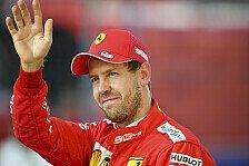 Formel 1, Vettel nach 9. Quali-Niederlage: Rennpace nie Problem