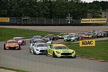 ADAC GT Masters: Sieg für Götz und Dontje