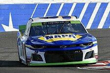 NASCAR Charlotte Roval: Elliott gewinnt irres Elimination-Race