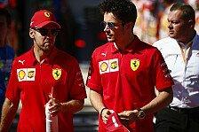 Formel 1, Vettel widersetzt sich Teamorder: Nicht verstanden