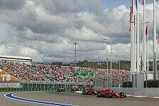 Formel 1 Russland 2019: Fahrernoten - hier bewerten!