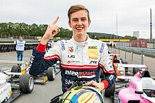 ADAC Formel 4: Theo Pourchaire ist Champion