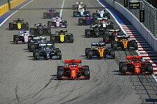 FIA bestätigt Formel-1-Rennkalender und Testfahrten 2020
