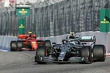 Formel 1, Bottas sichert Hamilton-Sieg: Priorität war Leclerc