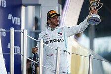 Formel 1 Live-Ticker Sotschi: Hamilton siegt, Vettel fällt aus