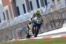 MotoGP - Rossis neue Reifen
