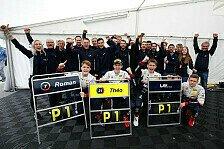 ADAC Formel 4: US Racing CHRS wiederholt Hattrick