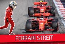 Formel 1 - Leclerc beteuert: Vertraue Sebastian Vettel noch