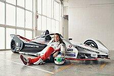Formel E: Porsche holt Simona De Silvestro und Thomas Preining