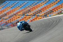 MotoGP - Suzuki vor China