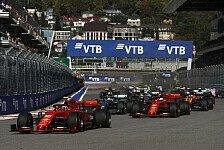 Formel 1, Ferrari bleibt cool: Vettel vs. Leclerc ist Luxus