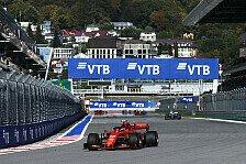 Formel 1: Mercedes wankt: Ferrari jetzt auch im Rennen besser