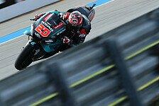 MotoGP Thailand 2019: Quartararo auf Pole, Marquez stürzt