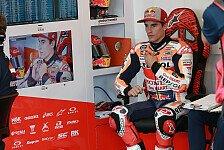 MotoGP - Marc Marquez: Warum ihm der Thailand-Crash egal ist