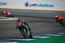 MotoGP Thailand 2019: Die Reaktionen zum Qualifying-Samstag