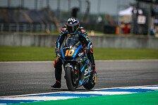 Moto2 Thailand 2019: Marini dominiert, Marquez wird nur Fünfter
