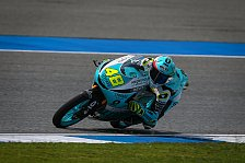 Moto3 Thailand: Arenas siegt, Dalla Porta gelingt Big Point