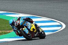 Moto2 Thailand 2019: Alex Marquez holt Pole in Chaos-Qualifying