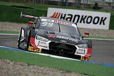 DTM Hockenheim: Rockenfeller verliert Pole - Japaner hinten