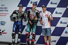 MotoGP Thailand 2019: Alle Bilder vom Samstag