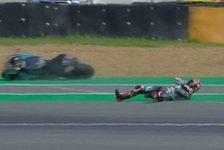 MotoGP - Rossi, Marquez, Quartararo stürzen in Turn 5: Warum?
