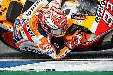 MotoGP Thailand 2019: Marquez holt WM mit Sieg in letzter Kurve