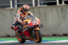 MotoGP Thailand: Marquez gewinnt Warmup-Duell gegen Quartararo