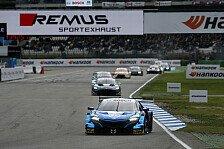 DTM - Jenson Button scherzt nach Pannen-Stopp: War Mittagessen