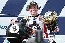MotoGP Live-Ticker Thailand: Reaktionen zum Marquez-Titel