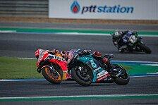 MotoGP-Analyse: Wie sehr half Quartararo die höhere Drehzahl?
