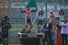 MotoGP Thailand 2019: So feiert Marc Marquez Titel Nummer 8