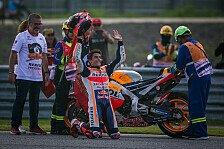 MotoGP - Marc Marquez: Es war wirklich keine leichte Saison