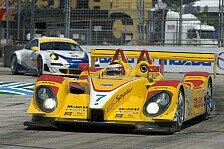 USCC - Porsche wird eingebremst