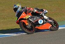 MotoGP - Stimmen vom 125er-Podest