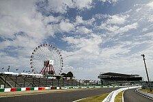 Formel 1 Japan: Qualifying droht Verschiebung, F4 abgesagt