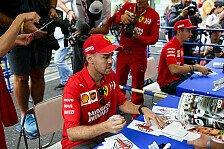 Formel 1 Ticker-Nachlese: Der Donnerstag in Suzuka