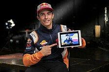 MotoGP - Video: MotoGP - Marc Marquez: Dieselben Fragen, neun Jahre dazwischen