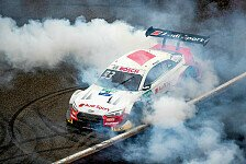 DTM 2019: So feiert Rast die Meisterschaft in Hockenheim