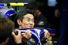Japaner-Comeback in Formel 1: Yamamoto trotzdem nicht happy