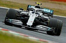 Formel 1 Japan, Mercedes schlägt zurück: Update ein Volltreffer
