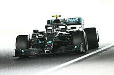 Formel 1 Japan 2. Training: Bottas auf provisorischer Pole