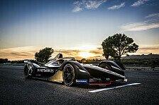Formel E 2019: Techeetah - Meister-Team präsentiert neues Auto