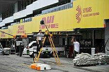 Taifun statt Qualifying in Japan: Das macht die Formel 1 heute