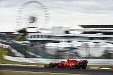 Formel 1 Japan Trainingsanalyse: Qualifying und Rennen in einem